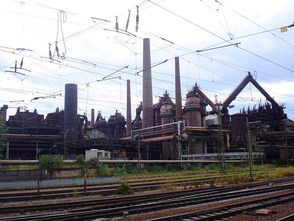 フェルクリンゲン製鉄所の画像 p1_38