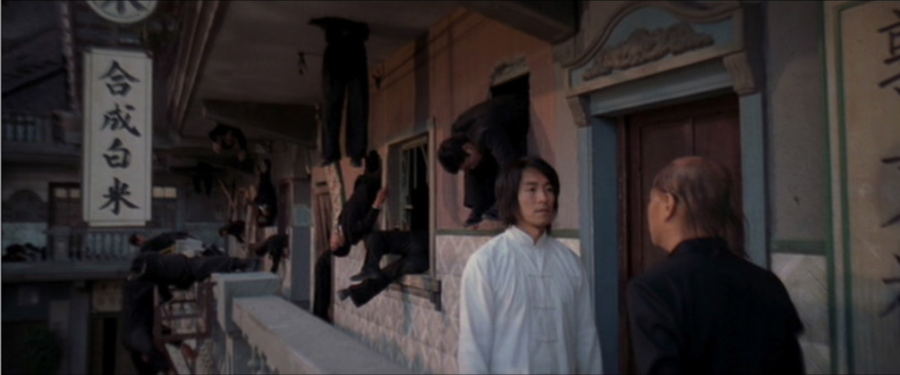 kung fu hustle a spoof of When the villains of kung fu hustle introduce themselves  the spoof became the  hello everyone and welcome to our awesome blog all about movie parodies.