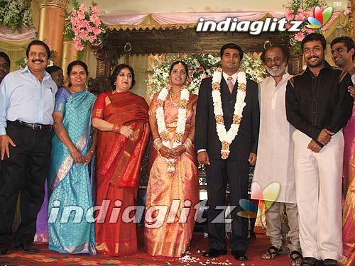 Sharath kamal wedding