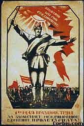 Russian Revolution poster