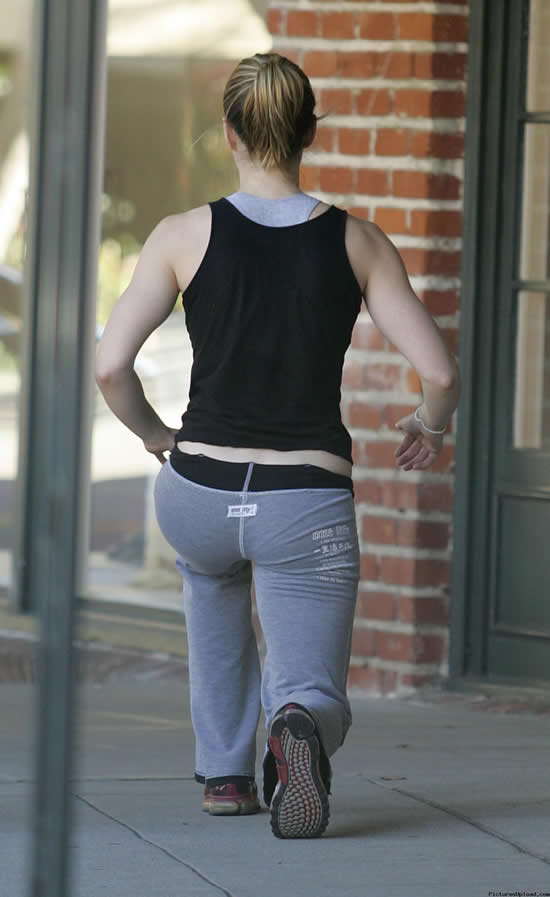 Jessica biel butt workout 10