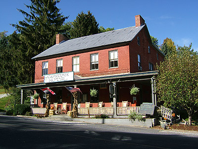 The Cashtown Inn