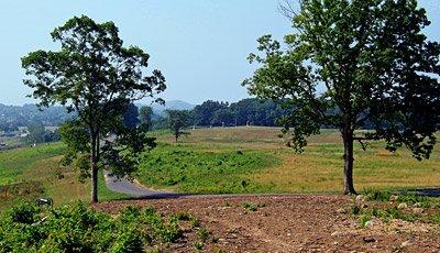 Oak Hill and Ridge