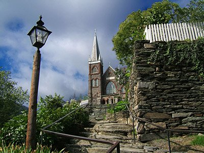 St. Peter's Catholic Church, Harpers Ferry, WV