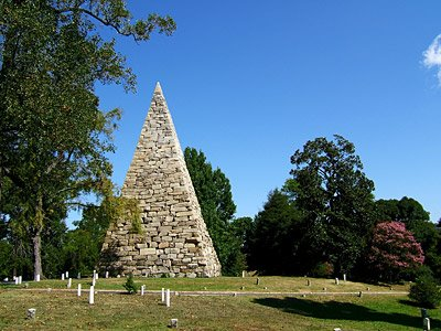 Confederate Pyramid