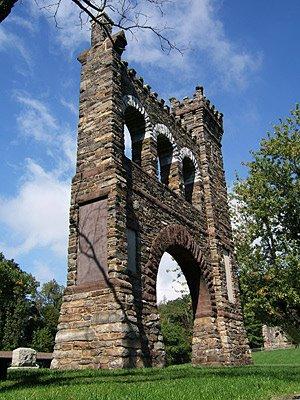 The War Correspondents Arch