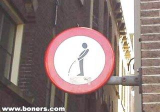 Prohibido hacerlo aquí!!