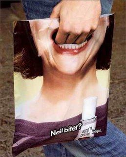 Ideal para evitar que te comas las uñas!!!