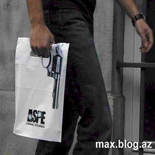 Bolsa Pistolón!!