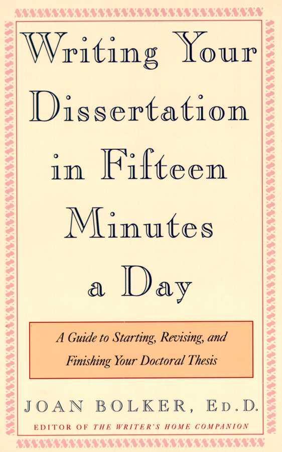 Doctorate No Dissertation