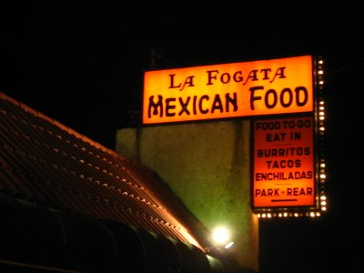 La Fogata Mexican Restaurant, Sherman Oaks