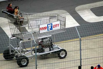 hot rod shopping cart bristol