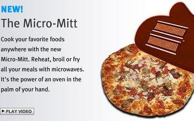 micro-mitt