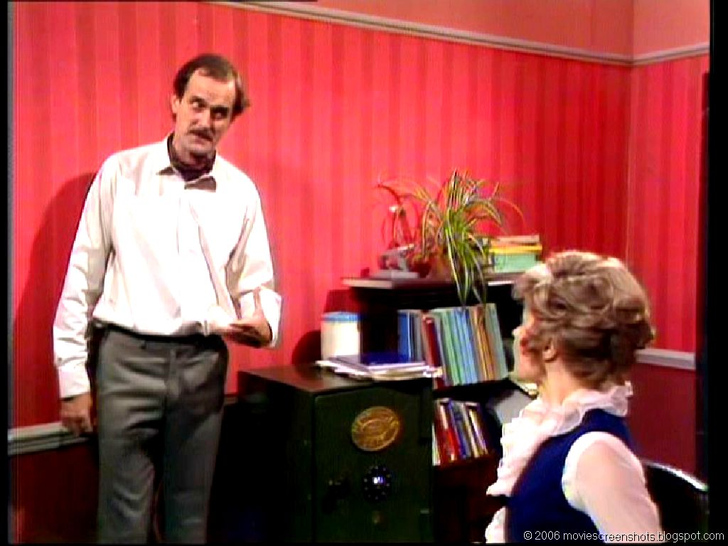 Fawlty Towers 01-03 The Wedding Party (1975)