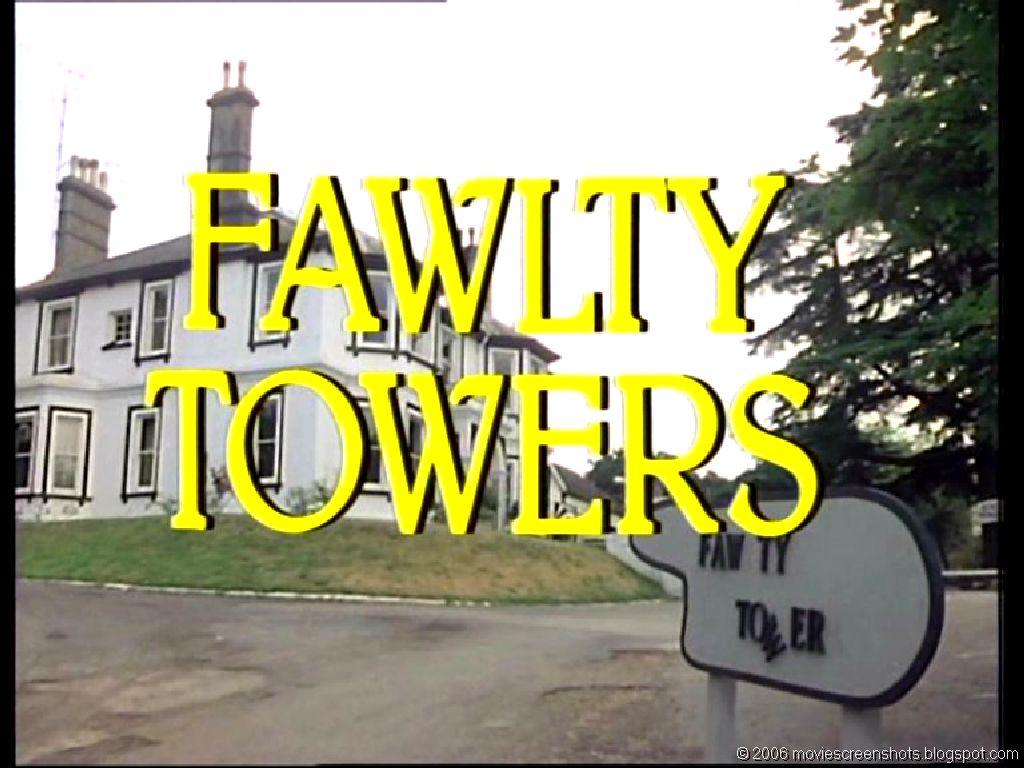 Vagebond S Movie Screenshots Fawlty Towers 01 03 The