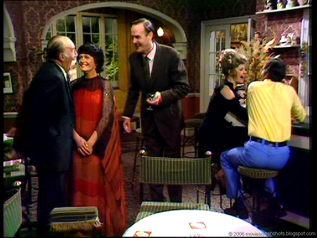 Vagebond S Movie Screenshots Fawlty Towers 01 03 The