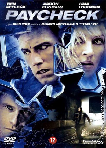 Vagebond S Movie Screenshots Paycheck 2003