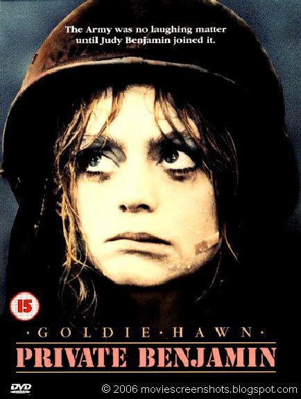 Vagebond's Movie ScreenShots: Private Benjamin (1980)
