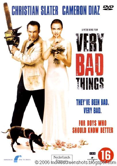 Very bad Things (1998) Comedia Negra