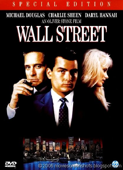 Vagebond's Movie ScreenShots: Wall Street (1987)