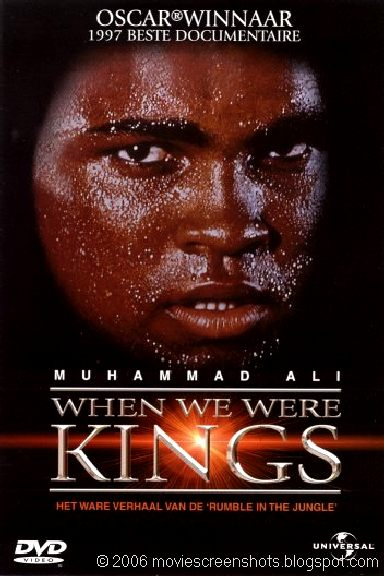 we were kings analysis It took director-producer leon gast 22 years to edit and finance when we were kings, his thrilling documentary about the.