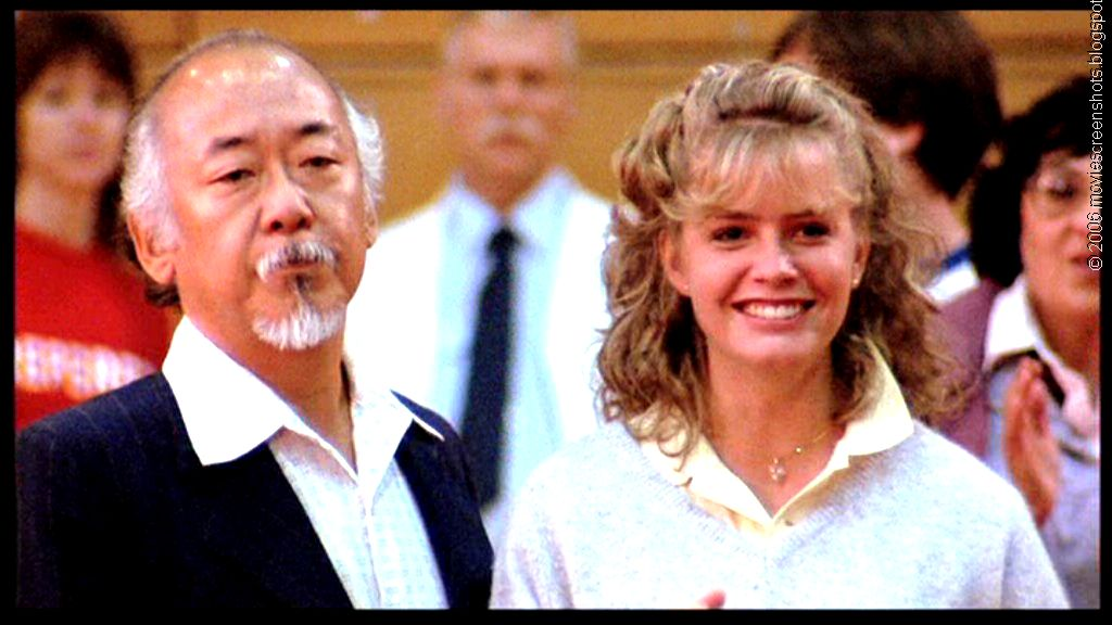 Todd Lookinland Karate Kid