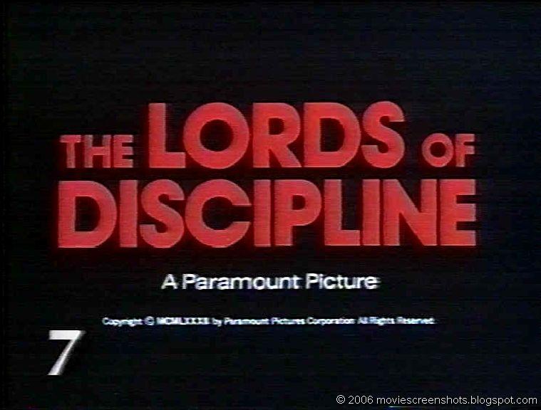 vagebonds movie screenshots lords of discipline the 1983