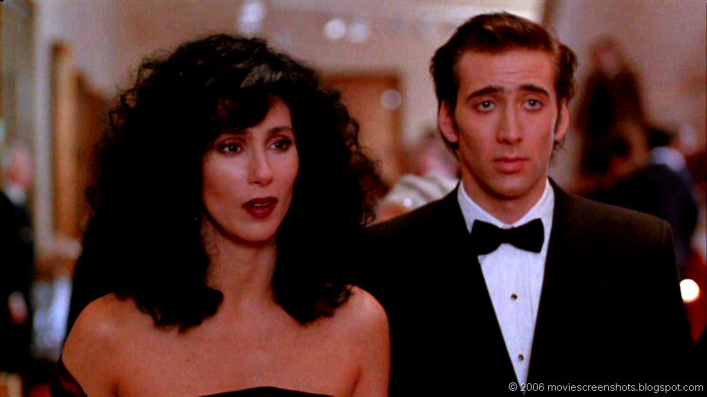 character analysis of loretta in moonstruck a movie by norman jewison A movie that is nothing like the novel it  norman jewison delivers the romantic goods  in the final analysis, moonstruck was an enormous hit with audiences.
