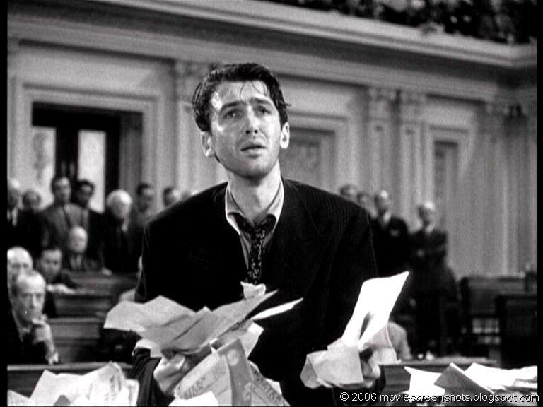 Vagebond's Movie ScreenShots: Mr. Smith Goes to Washington ...