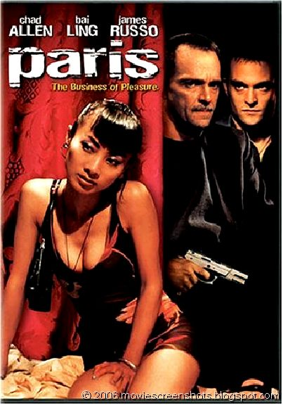 Paris movie chad allen