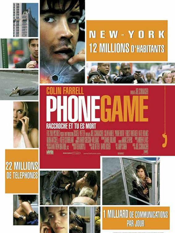 vagebonds movie screenshots phone booth 2002