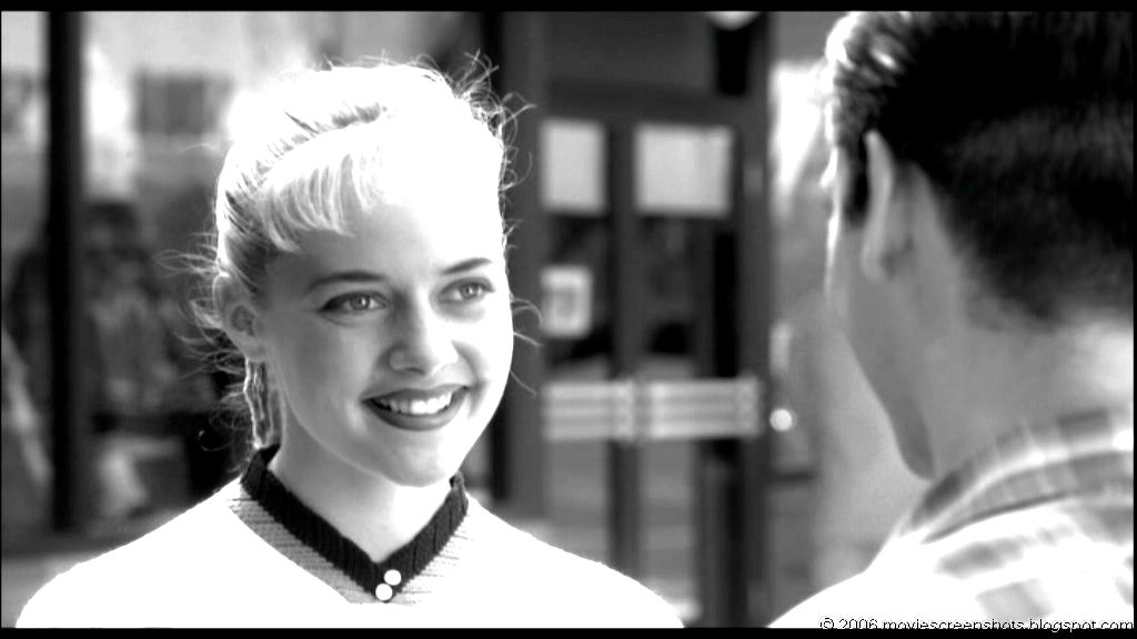pleasantville betty parker essay Pleasantville is a 1998 comedy-drama film written, co-produced, and directed by gary ross johnson and betty parker fall in love, causing her to leave home.
