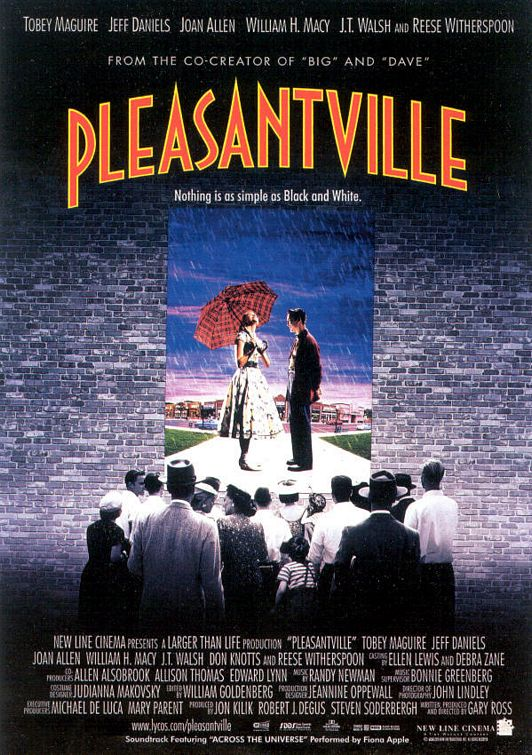 Vagebond's Movie ScreenShots: Pleasantville (1998)