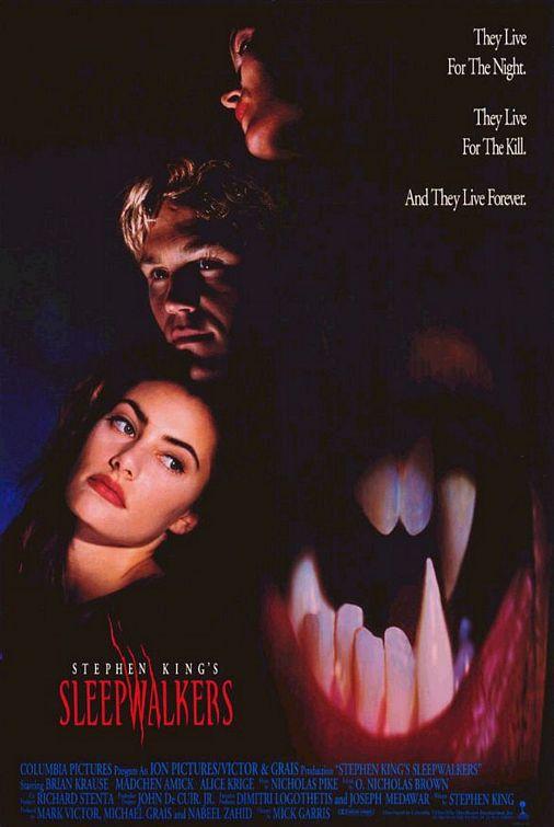 Vagebond's Movie ScreenShots: Sleepwalkers (1992)