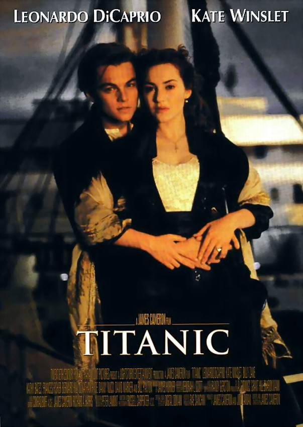 Vagebond's Movie ScreenShots: Titanic (1997)