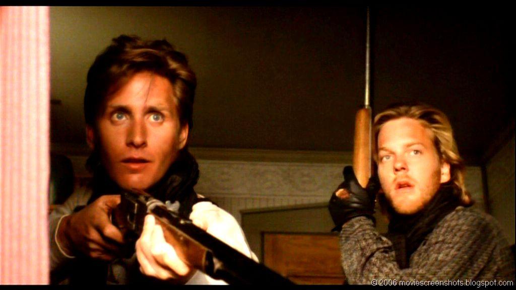 Vagebond's Movie ScreenShots: Young Guns (1988)