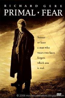 Primal Fear 1996 Vagebond's Movie Scree...