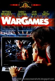 Amazon.com: War Games Poster Movie Swedish 11x17 Matthew Broderick ...