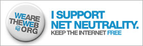 I support net neutrality