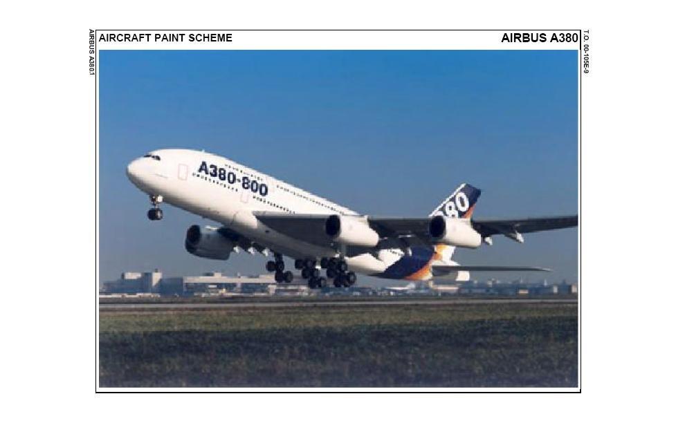 die luftfahrt airbus a380 hinweise f r feuerwehren und. Black Bedroom Furniture Sets. Home Design Ideas