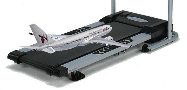 die luftfahrt r tsel das flugzeug auf dem laufband. Black Bedroom Furniture Sets. Home Design Ideas
