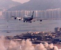 Eine Boeing 747 verursacht ...