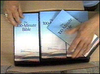 100 minute bible