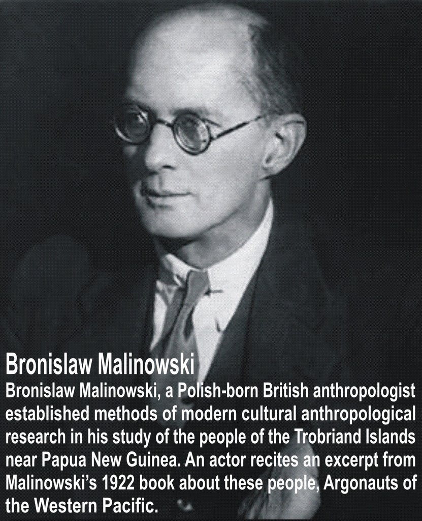 argonauts of the western pacific by bronislaw malinowski essay Argonauts of the western pacific bronislaw malinowski dolly dean loading  argonauts - duration: 3:16 the little ones 165,914 views 3:16.