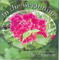 In the Beginning CD cover