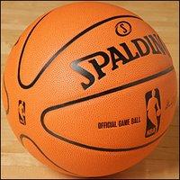 New NBA ball
