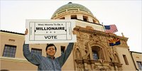 Big bucks for voters?