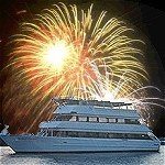 Long Island Dinner Cruise with Firework Display