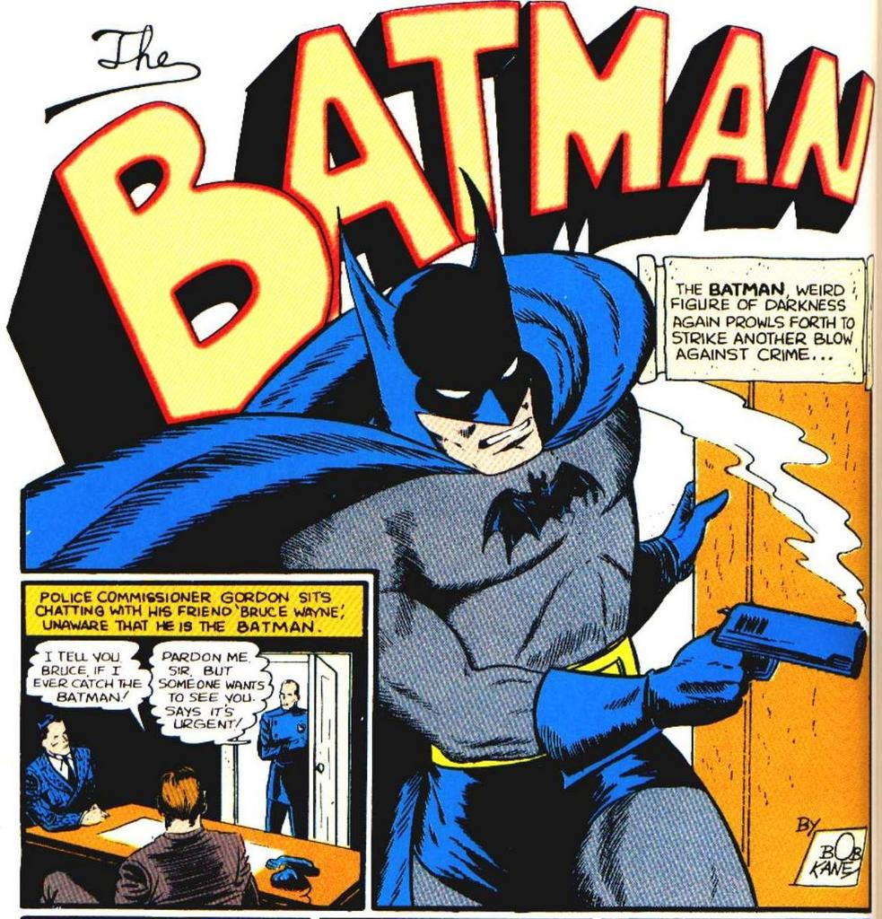 Silver age comics batman and guns voltagebd Image collections