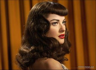 Gretchen Mol como Bettie Page